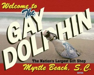 Located just blocks from the new Aqua Beach Inn, The Gay Dolphin has stood ...